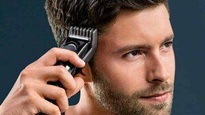 Barttrimmer für die Haare